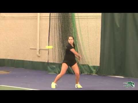 Portland State Women's Tennis vs. Idaho State Highlights