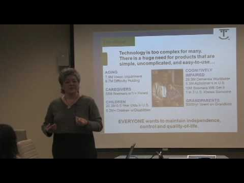 How Does a Family Caregiver End Up With Patent and Pending Patents? DATHA Talk Spring 2010