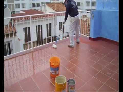 Como impermeabilizar una terraza transitable con membrana