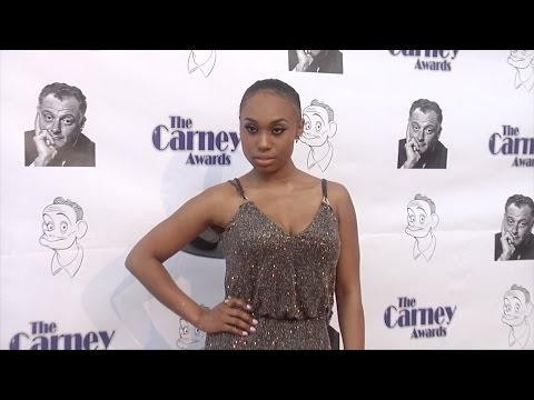 Angell Conwell 2016 Carney Awards Honoring Character Actors Red Carpet