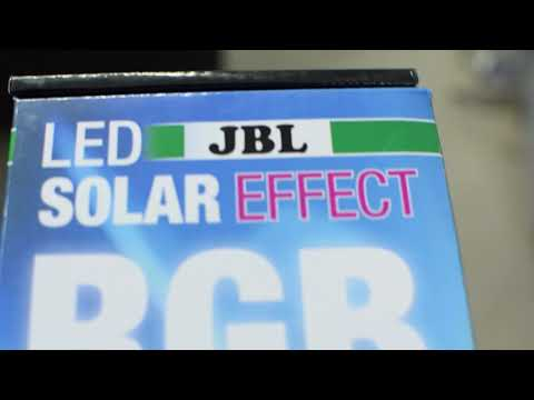 Prezentare Lampi Led JBL Solar Natur & RGB Solar Effect