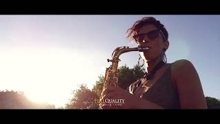 Gaby Ruz Sax at the Beach - (Bondax - All I See)