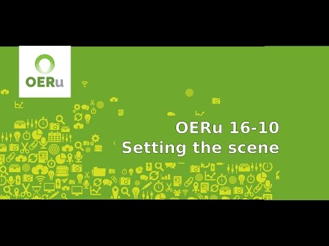 OERu 16-10 International Partners Meeting