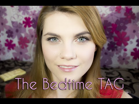 ♡ ♡ TAG: The bedtime ♡ ♡