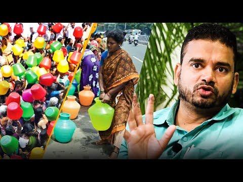Shocking facts about Chennai Metro Drinking water! |Waterman, Haris Sultan Reveals|MT 43
