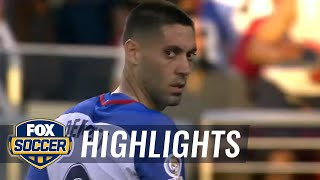 USA vs. Colombia | 2016 Copa America Highlights