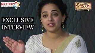 Nithya Menen Exclusive Interview about Janatha Garage | Jr NTR | Samantha | #JanathaGarageStorm