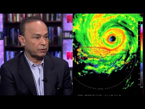 Rep. Luis Gutierrez on Category 5 Hurricane Maria Barreling Toward Puerto Rico