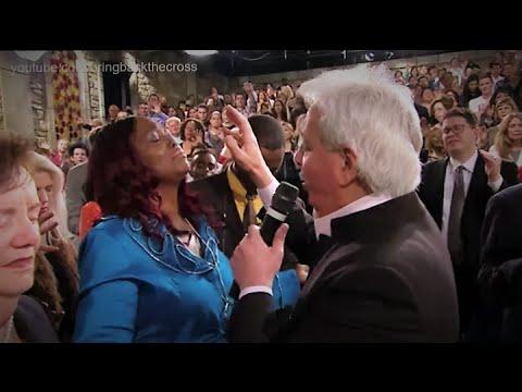 Benny Hinn - Healing Anointing in California