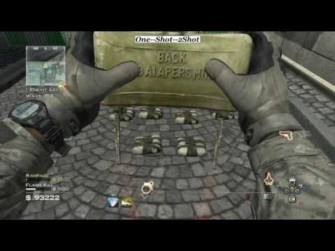 Mw3 Survival Resistance - Wave 165 Solo World Record