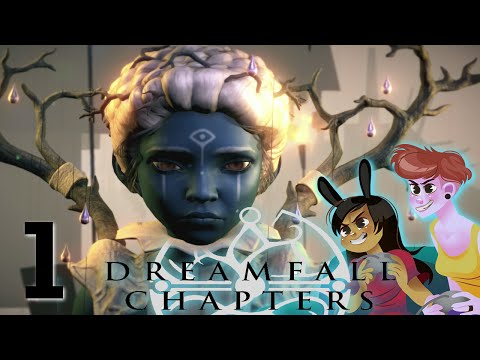 DREAMFALL CHAPTERS BOOK 1 - 2 Girls 1 Let's Play Part 1: REBORN