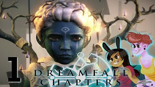 DREAMFALL CHAPTERS BOOK 1 - 2 Girls 1 Let