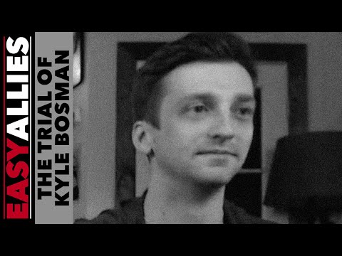 The Trial of Kyle Bosman