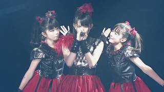 BABYMETAL - Uki Uki Midnight Live @ Budokan Black Night