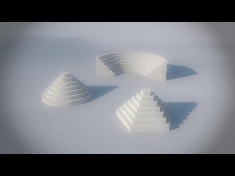 ARCHICAD 初めてのシェル(4)回転シェル(組み立て法・詳細)<ナレーション入り・約9分>