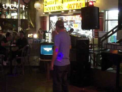"Vegas Karaoke ""Take On Me"""