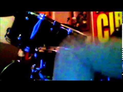 Cee Lo Green Run Run Rudolph - Drum Cover (Week 2 Joshmas)