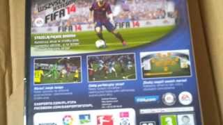 UNBOXING FIFA 14 [PC]