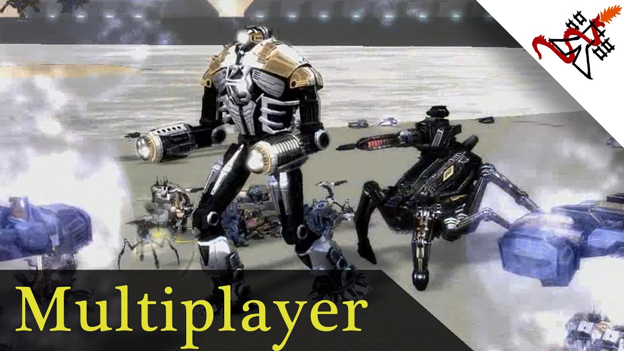 how to play multiplayer on supreme commander forged alliance