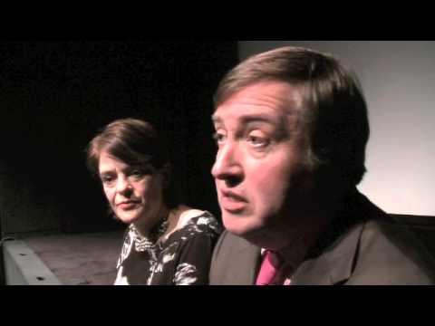 Interview: Allison Gardener and Allan Hunter   Glasgow Film Festival Launch (The Fan Carpet)