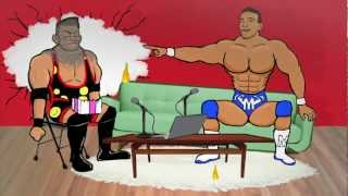 The Art of Wrestling Animated: Heat Seeking Muscle