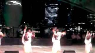 Pesta Tari Melayu Singapura - Sri Warisan - Zapin Telok Blangah