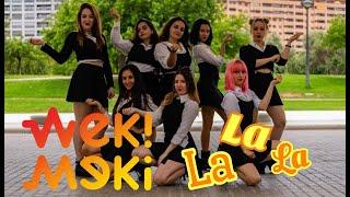 [KPOP IN PUBLIC SPAIN] WEkI MEkI - La La La Dance cover by Black Velvet