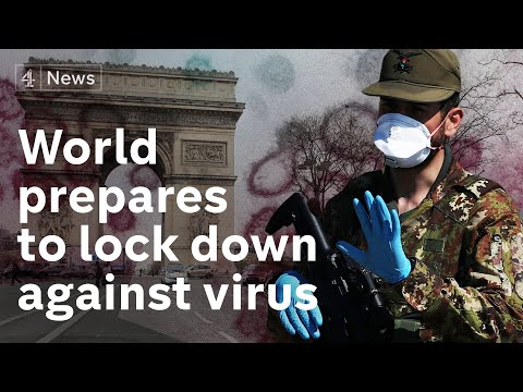 France And Most EU Nations Close Borders For 30 Days In Coronavirus Fight