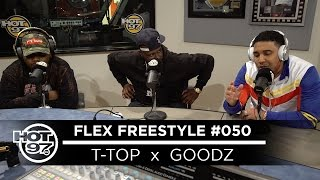 URL TV's Own T-Top x Goodz on Funk Flex | #Freestyle050