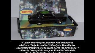 HAC Enterprise Custom Displays Intro   GREEN HORNET's Black Beauty