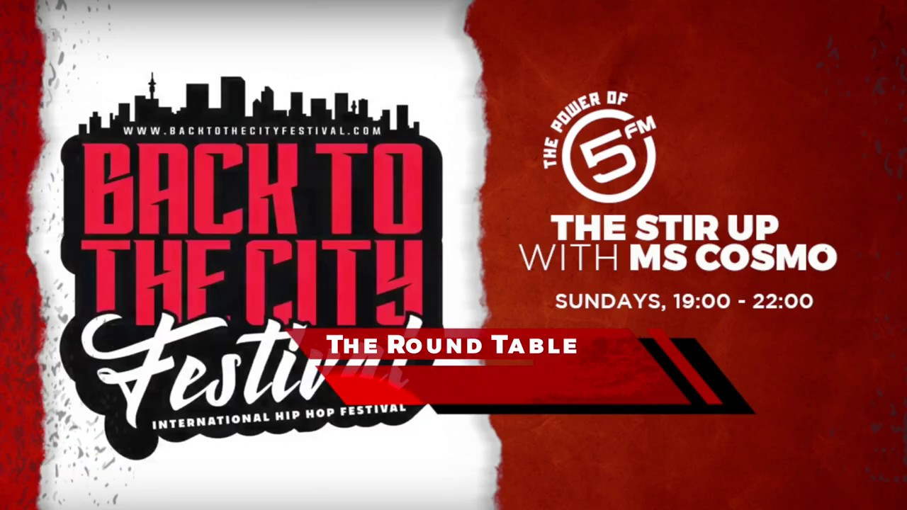 Download The Stir Up - Round Table: Hip Hop Festivals