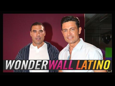 Eduardo Yáñez y Fernando Colunga son