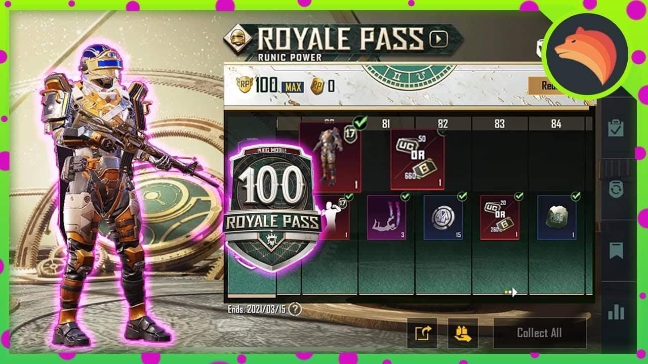 NEW Season Royale Pass 17 | 100 RP | PUBG MOBILE