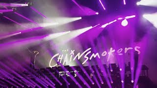The Chainsmokers- Live @ Creamfields 2017