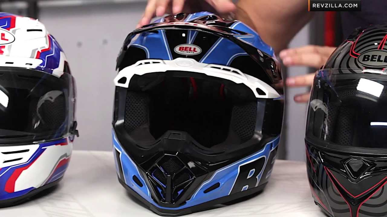 Bell Helmet Overview Sizing Guide At Revzilla Com