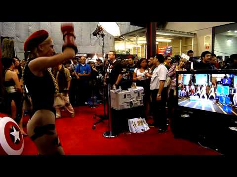 Cammy s off Kinect Dance Central