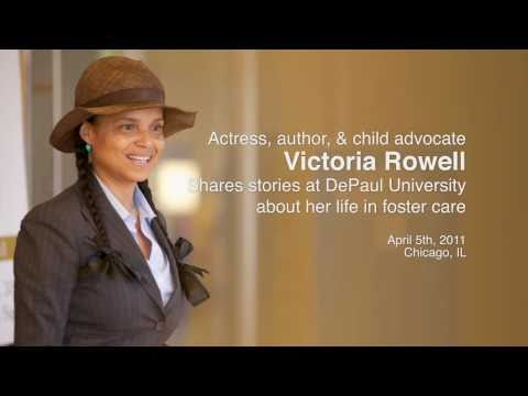 Victoria Rowell Book Signing