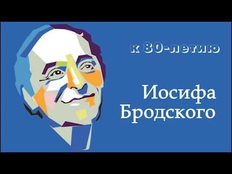 К 80-летию Иосифа Бродского: «Я всегда твердил, что судьба - игра» (Юрий Межевич, Никита Межевич)