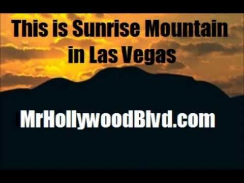 Sunrise Manor Realtor Real Estate Agent Las Vegas Mr. Hollywood Blvd