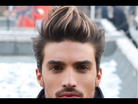 Mens Brown Hair Dyed Blonde Youtube