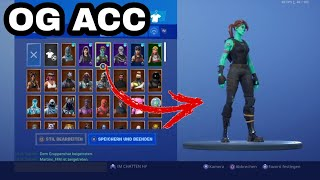 😮OMG OG ACC Presentation almost all Fortnite Skins
