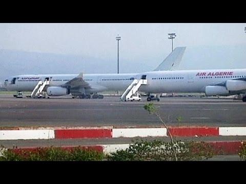 Crash de l'avion d'Air Algérie: aucun survivant (officiel)