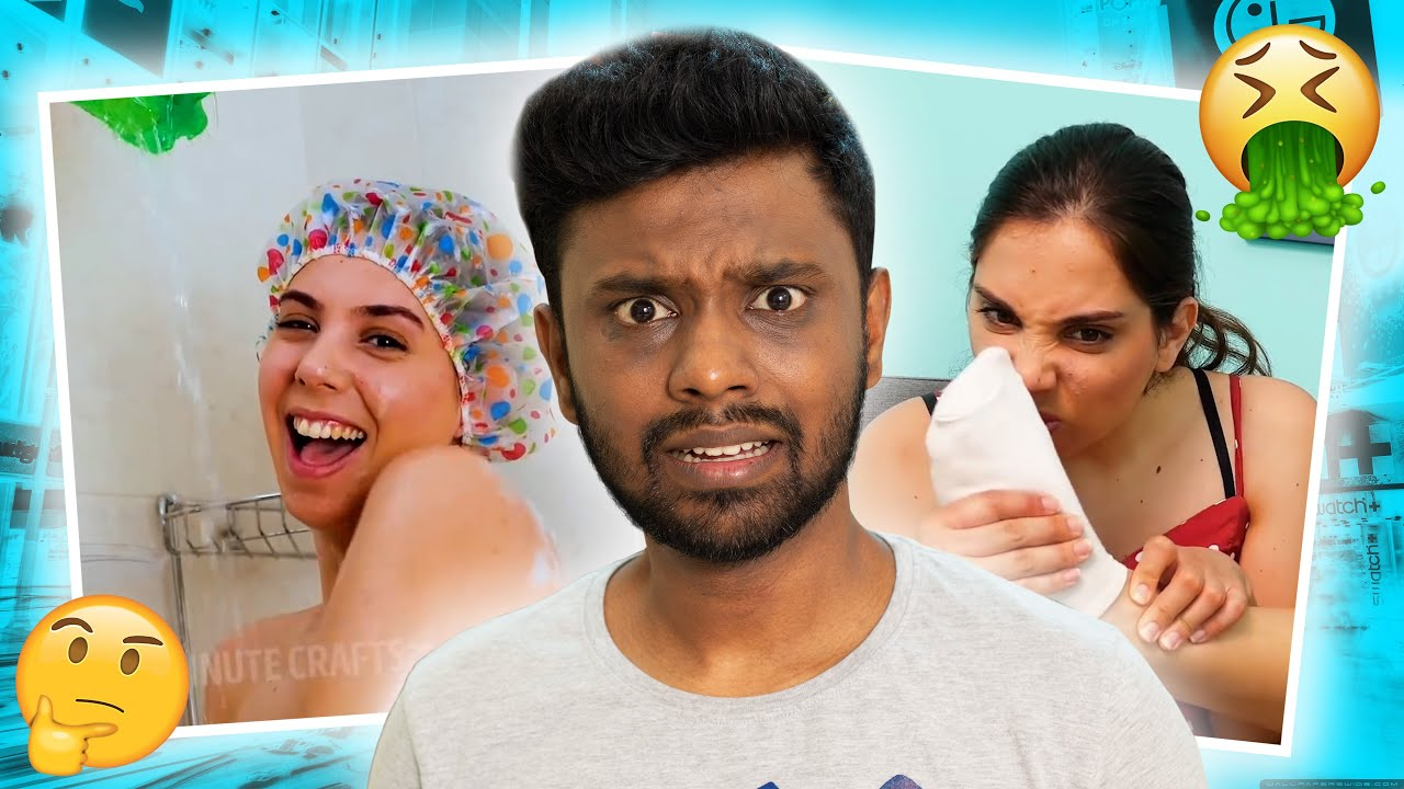 5 Minute Crafts Reaction Tamil | Biriyani Man