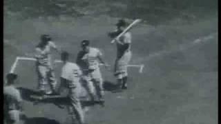 Baseball all star game 1955