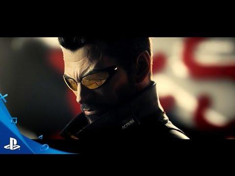Deus Ex: Mankind Divided - Launch Trailer   PS4