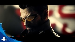 Deus Ex: Mankind Divided - Launch Trailer | PS4