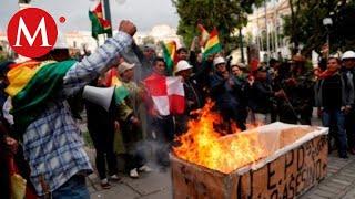 Tras renuncia de Evo Morales, México denuncia operación militar en Bolivia