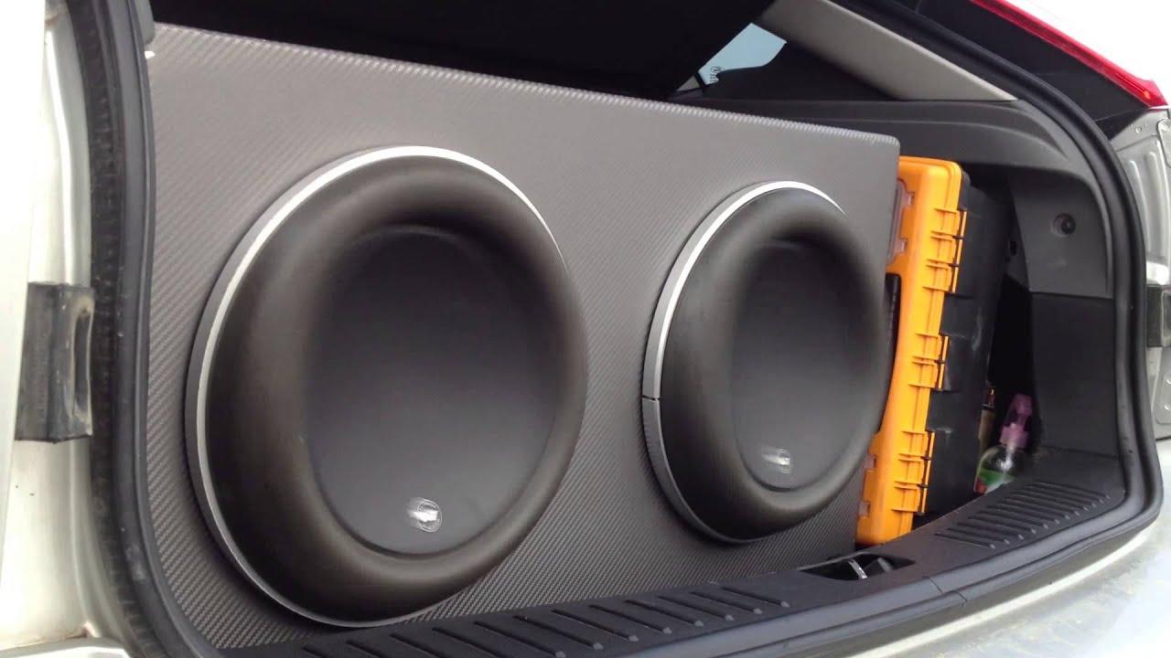 jl audio 12w7 dls clarion rockford fosgate power 1501bd