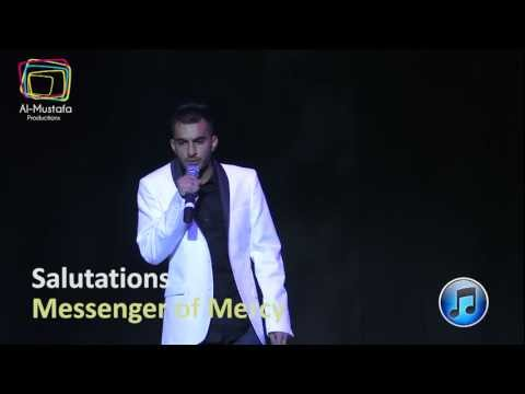 Milad Raza Qadri - Salutations [Messenger of Mercy Launch- Bradford]