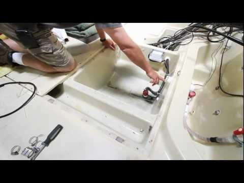 Ultimate Live Well Set Up On A 1988 22 Boston Whaler Outrage
